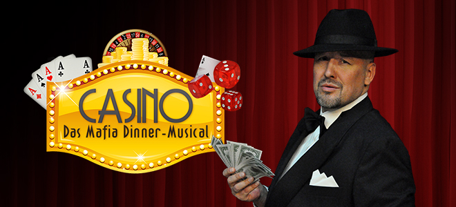 Casino Mafia Dinner Musical