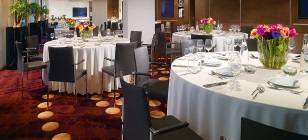 Berlin - Berlin Marriott Hotel: Saal
